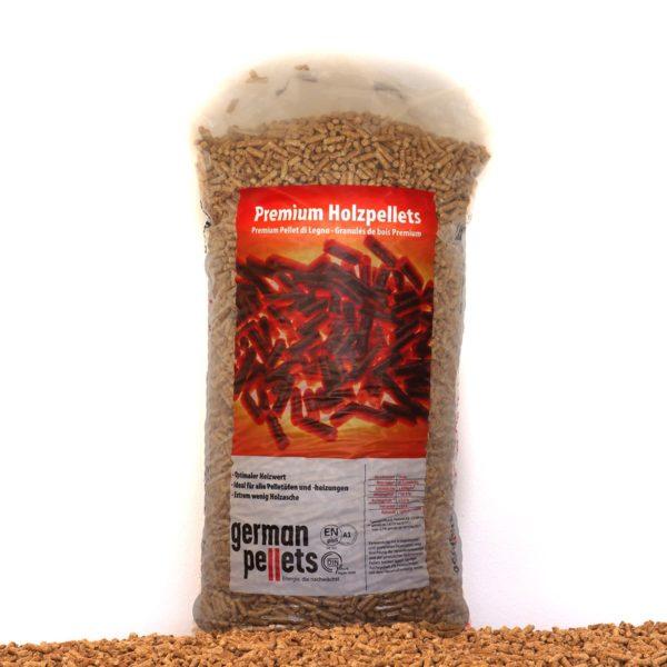 German pellets 8 mm, 896 kg